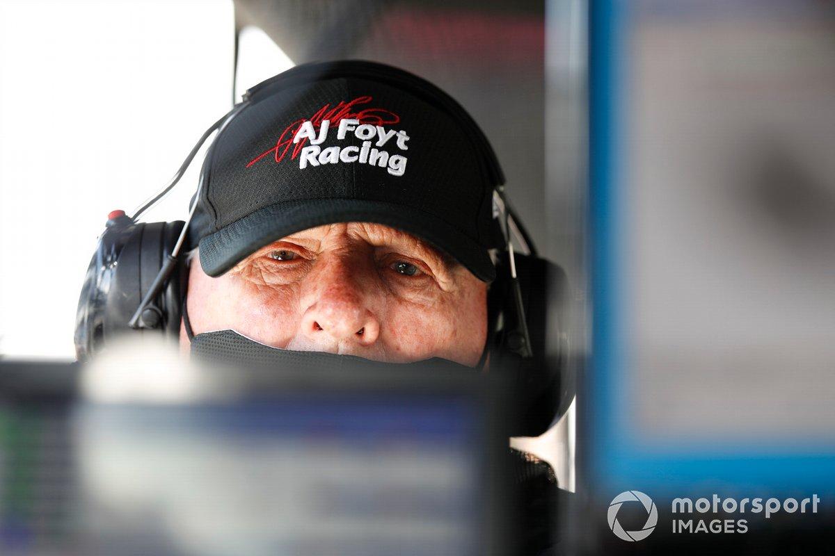 A.J. Foyt, A.J. Foyt Enterprises Chevrolet