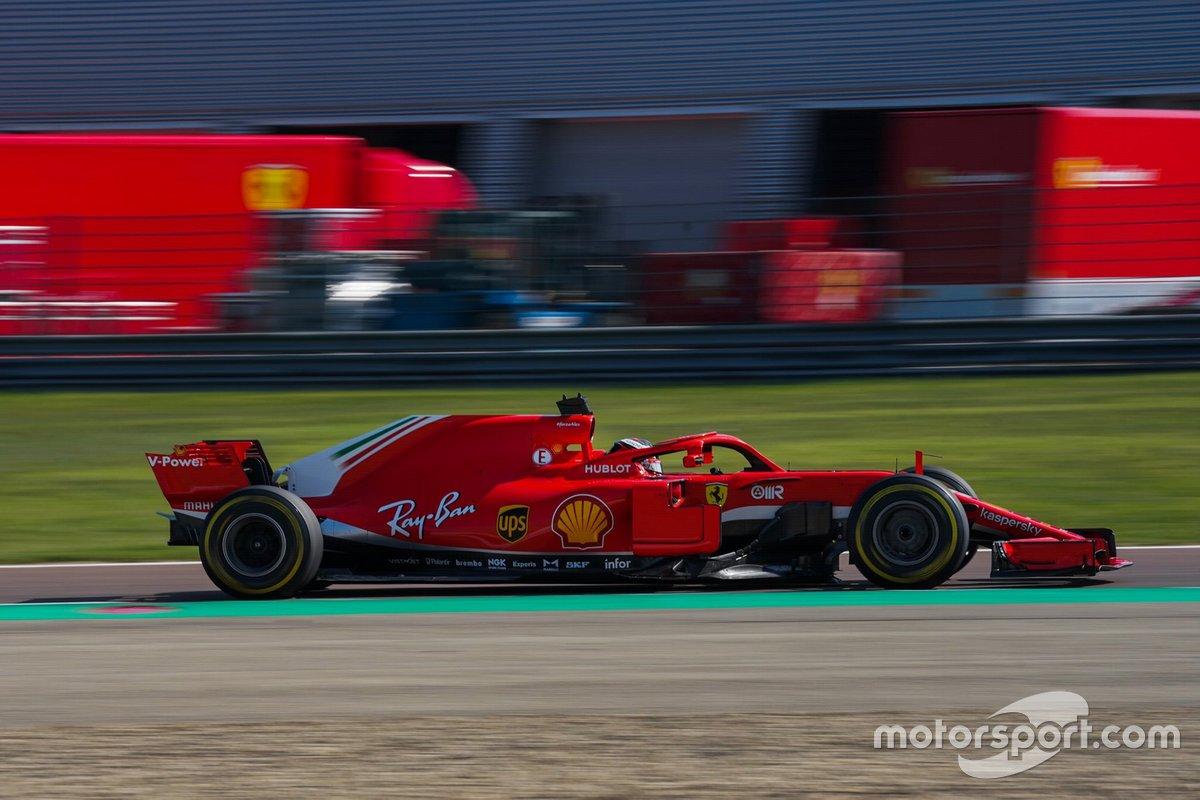 Каллум Илотт, Ferrari SF71H
