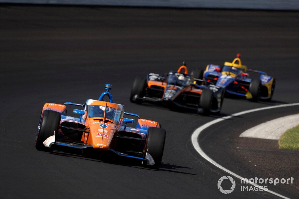 Scott Dixon, Chip Ganassi Racing HondaScott Dixon, Chip Ganassi Racing Honda