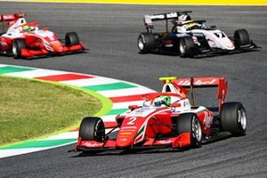 Frederik Vesti, Prema Racing, Theo Pourchaire, ART Grand Prix and Logan Sargeant, Prema Racing