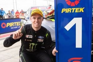 Race winner Cameron Waters, Tickford Racing Ford