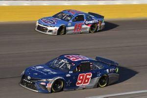 #96: Daniel Suarez, Gaunt Brothers Racing, Toyota Camry Team USA Toyota #15: Brennan Poole, Premium Motorsports, Chevrolet Camaro Goettl