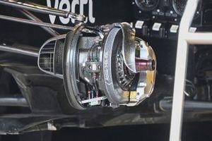 Renault F1 Team R.S.20 remmen