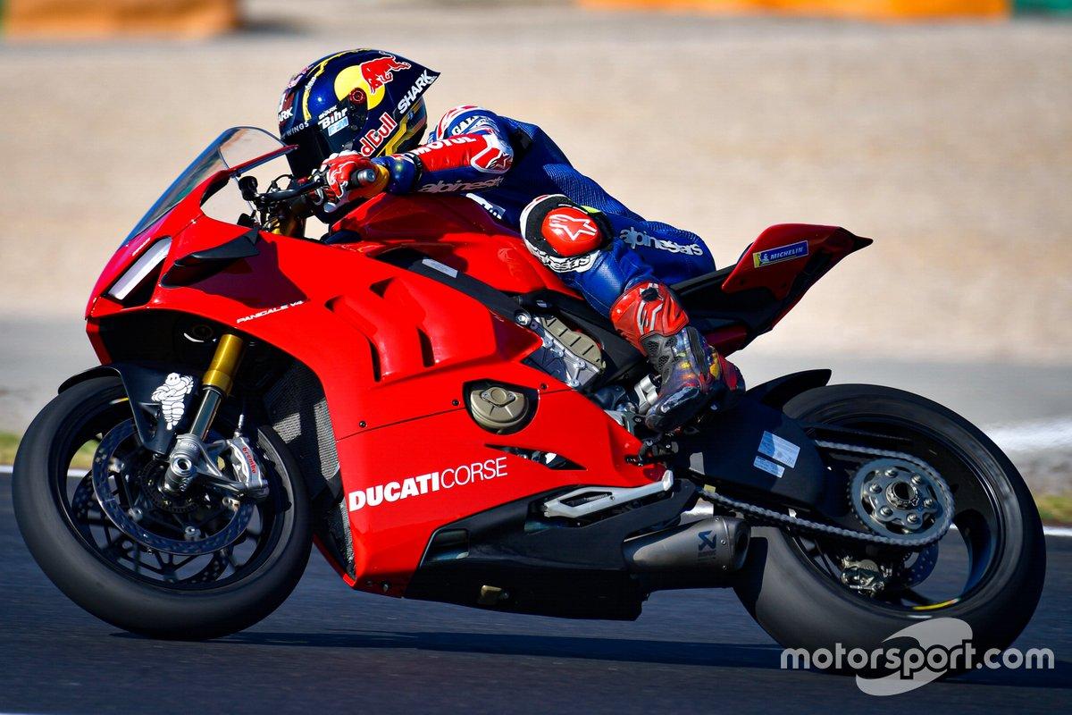 Johann Zarco, Ducati Team