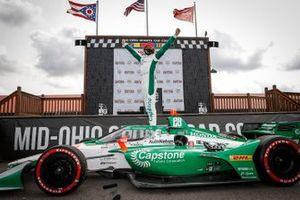 1. Colton Herta, Andretti Harding Steinbrenner Autosport Honda
