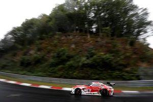 #10 GetSpeed Performance Mercedes-AMG GT3: John Shoffner, Janine Hill, Markus Palttala, Maxime Soulet