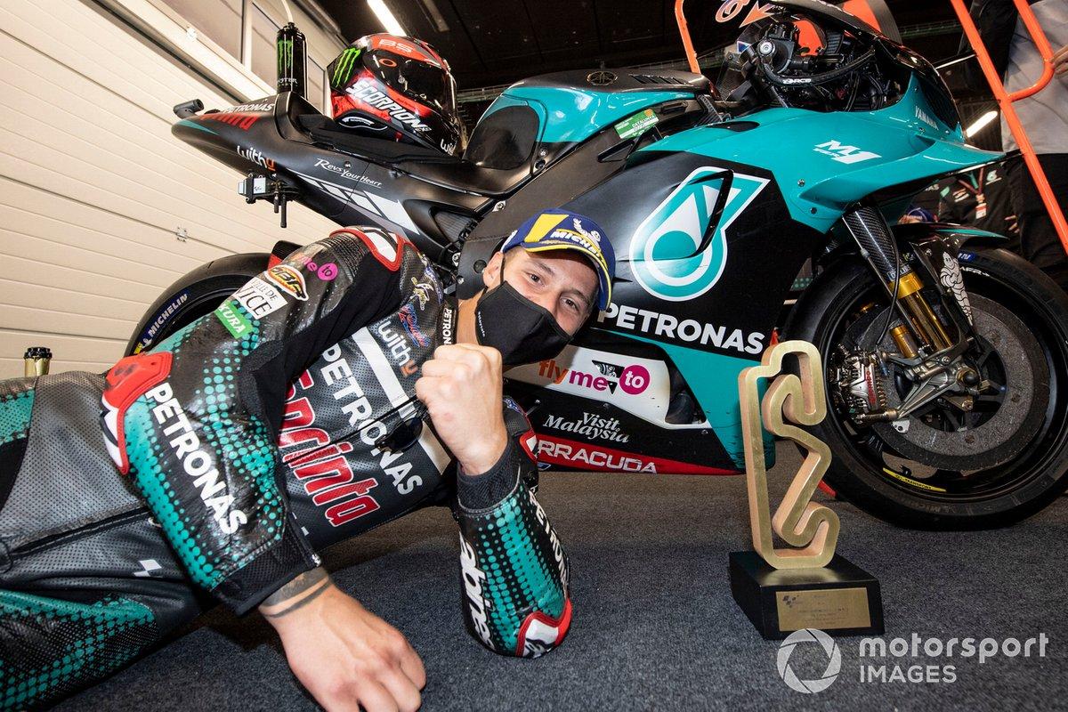 Fabio Quartararo, Petronas Yamaha