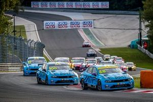 Yann Ehrlacher, Cyan Racing Lynk & Co 03 TCR, Yvan Muller, Cyan Racing Lynk & Co 03 TCR