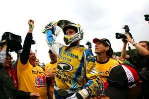 Steve Ramon, Suzuki Racing MX1 Team, wordt wereldkampioen op Lierop (2007)