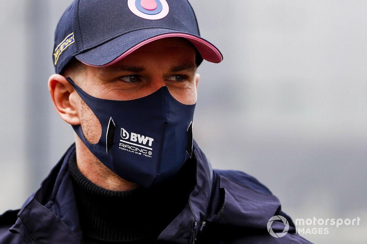 Nürburgring: Nico Hülkenberg (Racing Point)