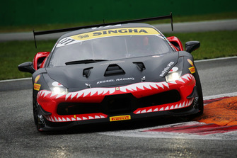 Ferrari 488 #13, Autorpa, martin Nelson