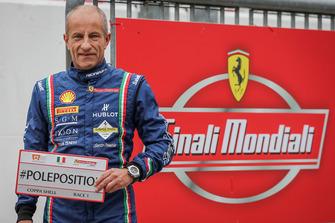 Il poleman di Gara 1 Coppa Shell