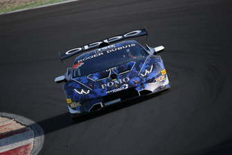 Lamborghini Huracan Super Trofeo Evo #150, US RaceTronics: Edoardo Piscopo, Taylor Proto