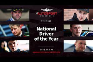 Pilote britannique national de l'année