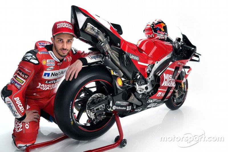 Mission Winnow Ducati - Andrea Dovizioso
