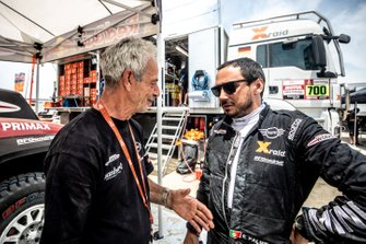 #321 X-Raid Team: Boris Garafulic, Filipe Palmeiro