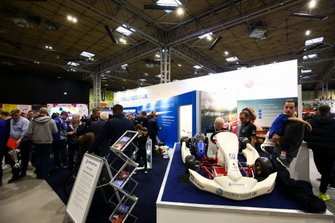 The Motorsport UK stand