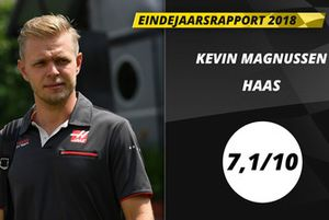 Eindrapport 2018: Kevin Magnussen, Haas