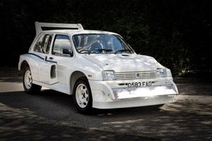 MG Metro 6R4 Williams Racing