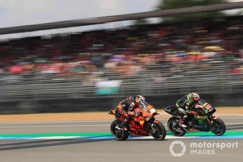 Bradley Smith, Red Bull KTM Factory Racing, Hafizh Syahrin, Monster Yamaha Tech 3