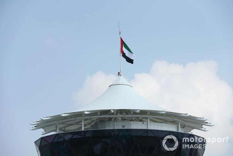 Bandiera di Abu Dhabi