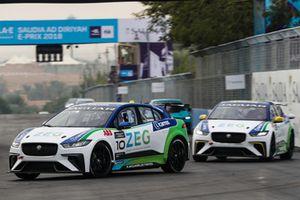 Sérgio Jimenez, Jaguar Brazil Racin, Cacá Bueno, Jaguar Brazil Racing