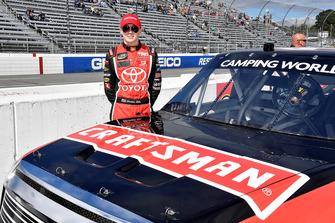 Christian Eckes, Kyle Busch Motorsports, Toyota Tundra Craftsman