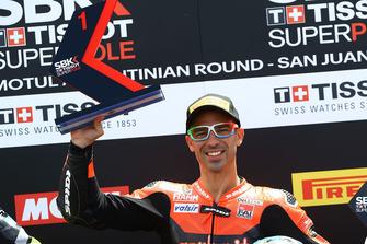 Superpole: ganador de la pole Marco Melandri