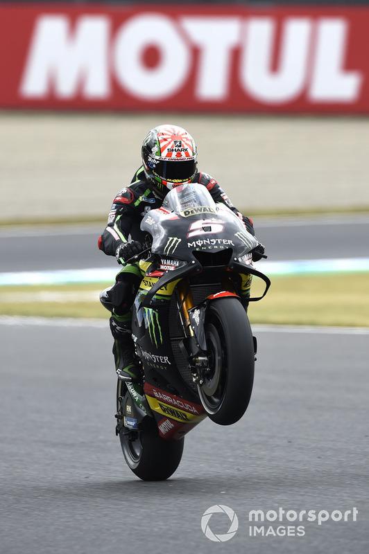 MotoGP Jepang: Johann Zarco, Monster Yamaha Tech 3