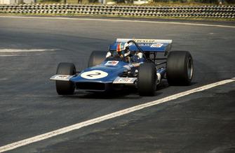 Francois Cevert, Tyrrell 001