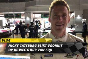 Nicky Catsburg blikt vooruit op de WEC 6 Uur van Fuji