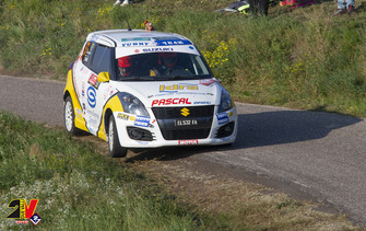 Andrea Scalzotto, Fabio Andian, Suzuki Swift
