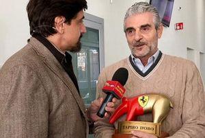 Maurizio Arrivabene, Altın Tapir Ödülü'nü aldı