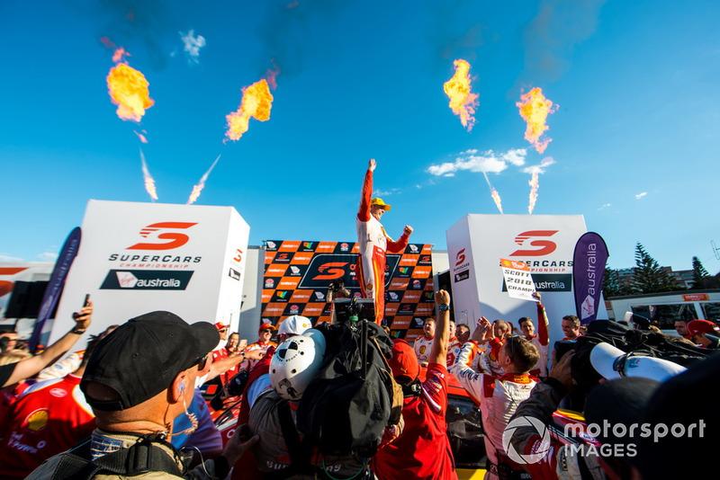 Supercars-Champion 2018: Scott McLaughlin, DJR Team Penske Ford