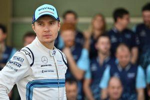Sergey Sirotkin, Williams Racing at the Williams Racing Team Photo