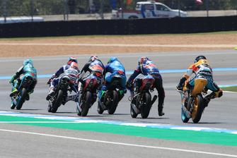 Lorenzo Dalla Porta, Leopard Racing mène