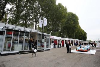 Atmosfera Porsche Festivale