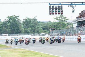 Старт гонки: Марк Маркес, Repsol Honda Team