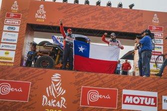 رقم 360 فريق كان-ايه ام: فرانشيسكو لوبيز وألفارو خوان ليون