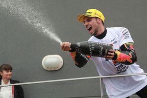 Podium : le vainqueur Miguel Oliveira, Red Bull KTM Ajo