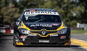 Facundo Ardusso, Renault Sport Renault Fluence