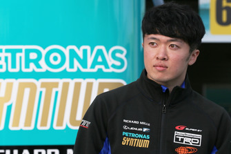 宮田莉朋, #60 SYNTIUM LMcorsa RC F GT3