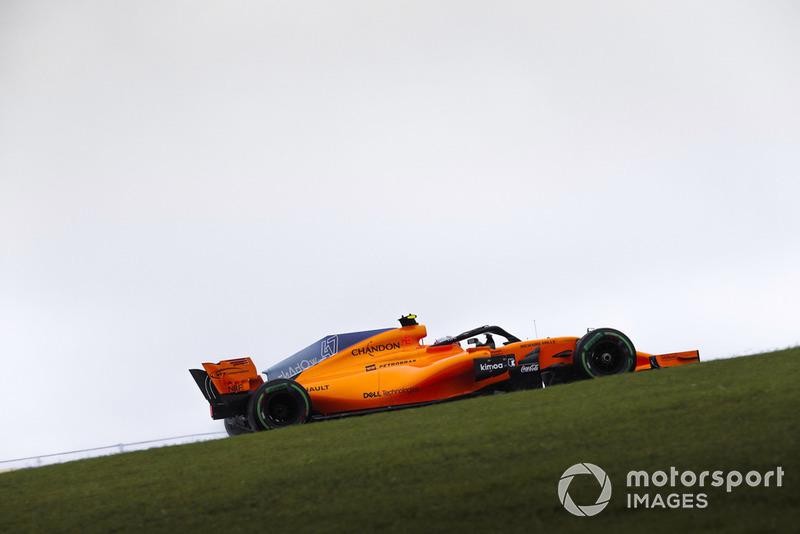 13. Lando Norris, McLaren MCL33