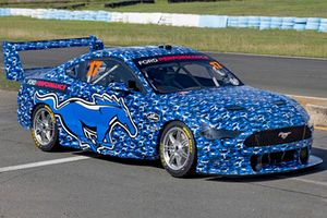 Scott McLaughlin, DJR Team Penske, Ford Mustang