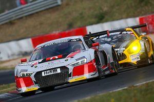 #33 Car Collection Motorsport Audi R8 LMS: Simon Trummer, Kim-Luis Schramm, Pierre Kaffer