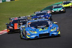 #44 Imperiale Racing: Vito Postiglione, Karol Basz