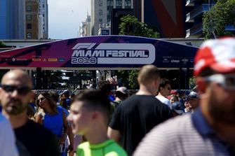 F1-Festival in Miami
