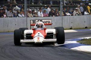 Alain Prost, Mclaren MP4-2B