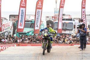 Аравинд Прабхакар, Sherco TVS Rally Factory, Sherco TVS RTR 450 (№48)