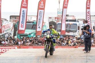 #48 Sherco TVS: Aravind KP